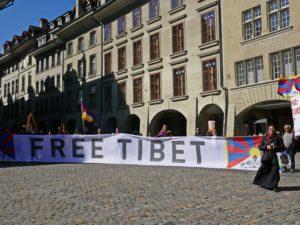 10. März: Zeigen Sie Flagge für Tibet