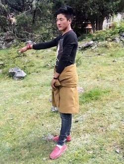 Pema Gyaltsen (Foto: Phayul)