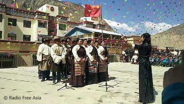 Tibetans Must Sing