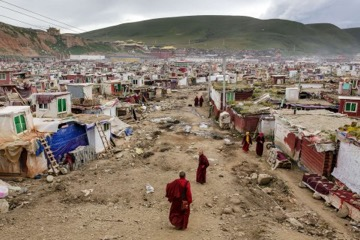 Yachen Gar_Foto: Free Tibet Campaign