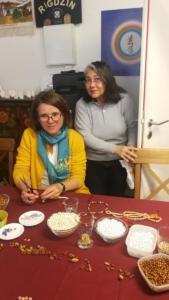 Découverte de l'artisanat et de la cuisine tibétaine 20191207 115330