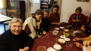 Découverte de l'artisanat et de la cuisine tibétaine 20191207 115349