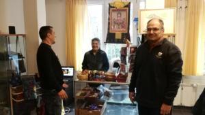 Découverte de l'artisanat et de la cuisine tibétaine 20191207 123145