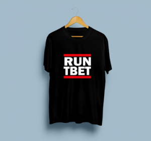 run tbet black