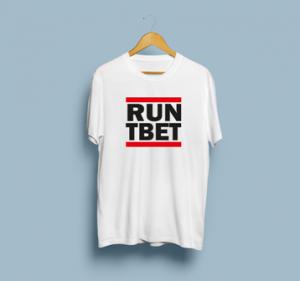 run tbet white