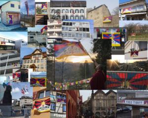 Campagne de drapeau de collage 10.03.2021/XNUMX/XNUMX